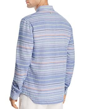 Scotch & Soda - Chic Striped Regular Fit Shirt