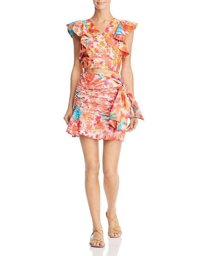 All Things Mochi - Lana Wrap Top & Mabel Skirt