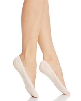 kate spade new york - Second Skin Scalloped Liner Socks