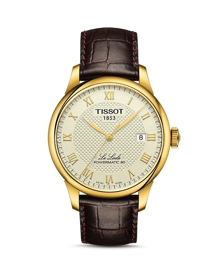 Tissot - Lelocle Watch, 39.3mm
