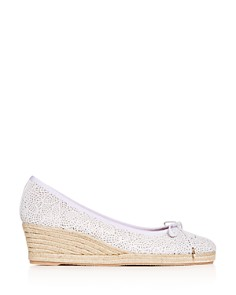 Paul Mayer - Women's Julep Wedge Espadrille Pumps