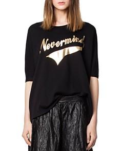 Zadig & Voltaire - Portland Nevermind Sweatshirt