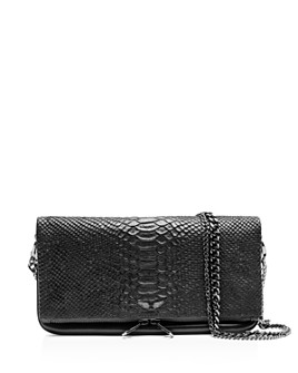 Zadig & Voltaire - Rock Savage Snake-Embossed Crossbody
