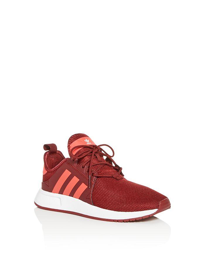 Adidas - Boys' X_PLR Knit Low-Top Sneakers - Big Kid