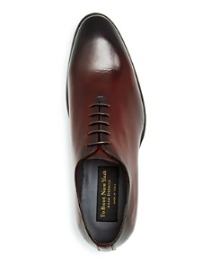To Boot New York - Men's Forte Leather Plain Toe Oxfords