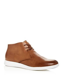 Kenneth Cole - Men's Rocketpod Leather Chukka Sneakers
