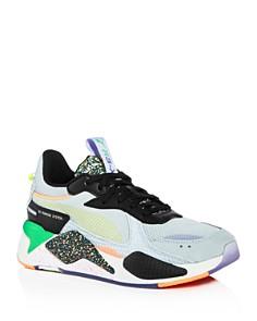 PUMA - Men's RS-X FD Suede Low-Top Sneakers