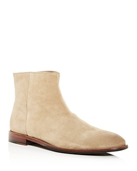 38017cf29872 John Varvatos Star USA - Men s NYC Suede Chelsea Boots - 100% Exclusive ...