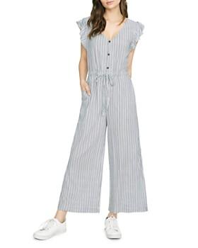 974303b9a19 Sanctuary - Mica Striped Wide-Leg Jumpsuit - 100% Exclusive ...