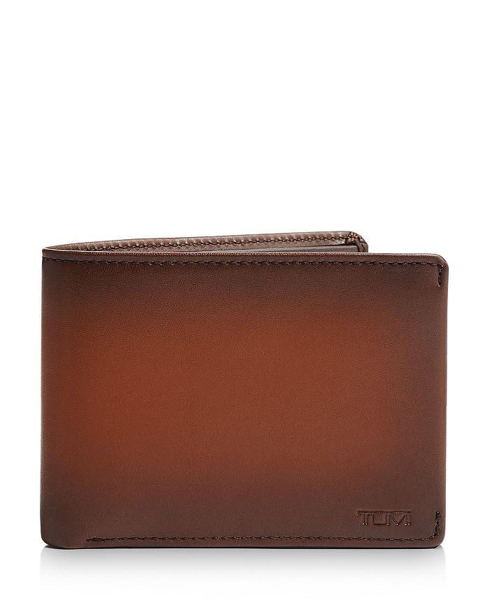 Tumi - Nassau Double Billfold Leather Wallet