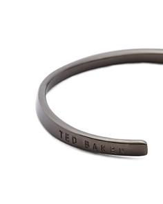 Ted Baker - Bawa Twist Logo Bangle Bracelet