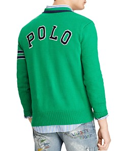 Polo Ralph Lauren - Yale Letterman Sweater