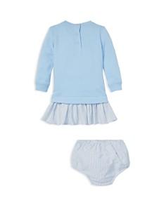 Ralph Lauren - Girls' Atlantic Terry Dress & Bloomers - Baby