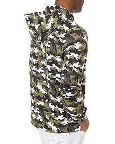 Michael Kors - Scuba Camouflage-Print Hooded Sweatshirt