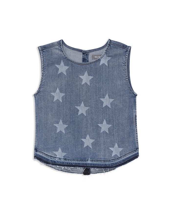 DL1961 - Girls' Leah Star Tank Shirt - Big Kid