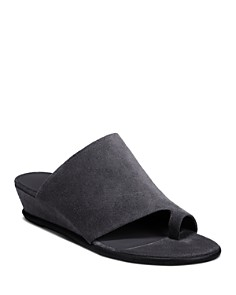 Vince - Women's Darla Wedge Slide Sandals