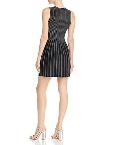 Theory - Striped Knit Dress