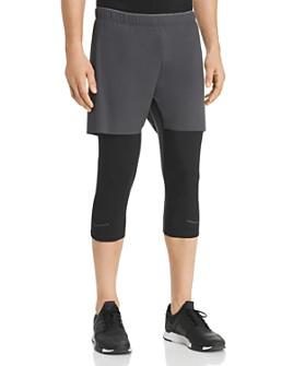 ISAORA - Sprinter Hybrid Shorts