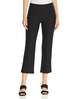 900706deb64e0 Eileen Fisher - Flared Crop Pants ...