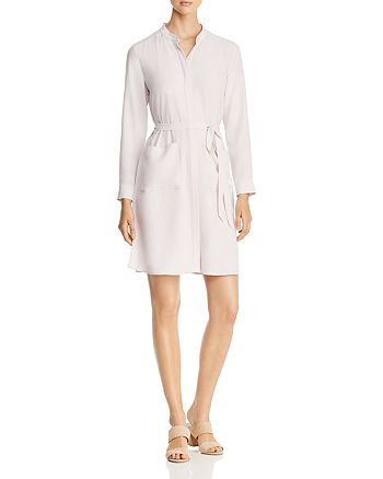 Eileen Fisher Petites - Belted Shirt Dress - 100% Exclusive