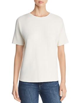Eileen Fisher - Lightweight Short-Sleeve Sweater