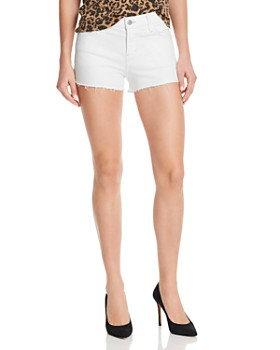 a3e0ea5bfd J Brand - 1044 Mid Rise Denim Shorts in Blanc ...