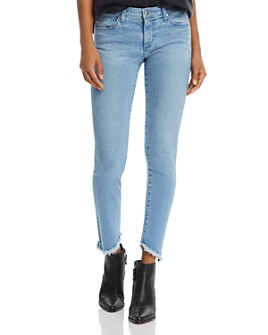 AG - Ankle Legging Jeans in Singularity - 100% Exclusive