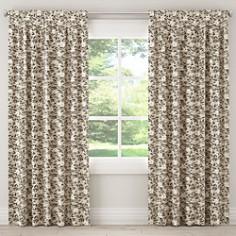 Sparrow & Wren - Fiona Floral Curtain Collection