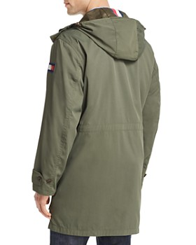 a0fb16e28967 ... Tommy Hilfiger - Icon Hooded Long Parka