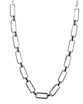 Ralph Lauren - Link Collar Necklace, 16""