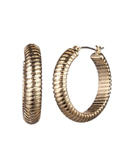 Ralph Lauren - Omega Hoop Earrings