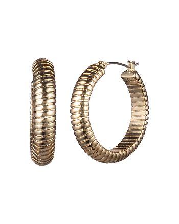 Ralph Lauren - Omega Hoop Earrings