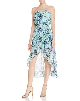 Ramy Brook - Manon Strapless Silk Dress