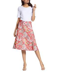 BASLER - Paisley-Print Skirt
