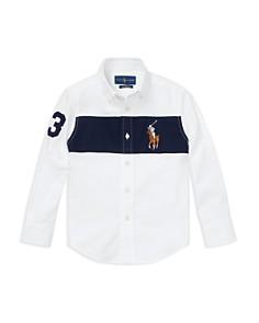 Ralph Lauren - Boys' Performance Oxford Shirt - Big Kid