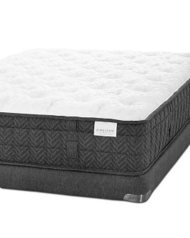 Aireloom - Folsom Plush Twin Mattress & Box Spring Set - 100% Exclusive