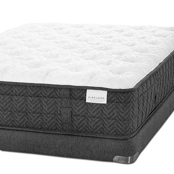 Aireloom - Folsom Plush Twin Mattress Only - 100% Exclusive
