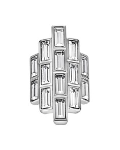 Atelier Swarovski - Core Collection Fluid Azzurro Fringe Cocktail Ring