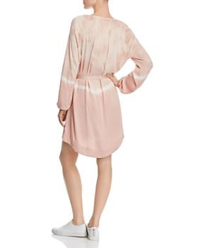 CHASER - High/Low Tie-Dye Dress