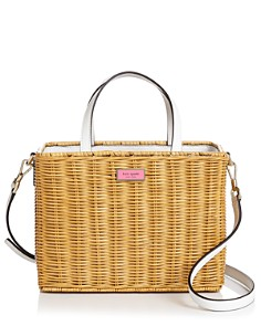 kate spade new york - Medium Basket Satchel