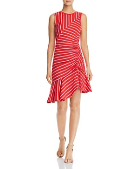 536243669065 Parker - Lucia Striped Dress ...