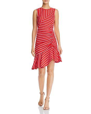Parker - Lucia Striped Dress