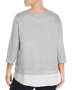 Status by Chenault Plus - Layered Look Top