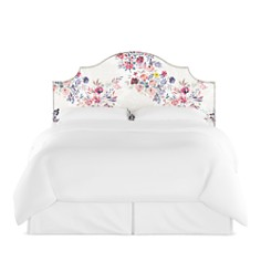 Sparrow & Wren - Cameron Nail Button Notched Headboard Collection