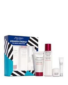 Shiseido - Awaken Energy: The Essential Energy Beauty Reboot Gift Set ($63 value)