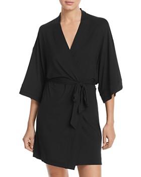 52477d08532448 Calvin Klein - Short Sleeve Robe ...