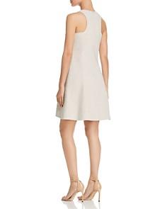 Elie Tahari - Londa Sleeveless Embroidered Dress