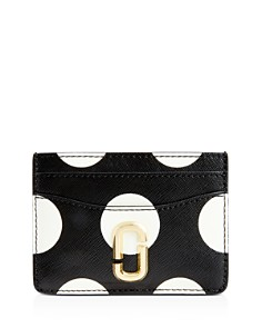 MARC JACOBS - Snapshot Dot Card Case