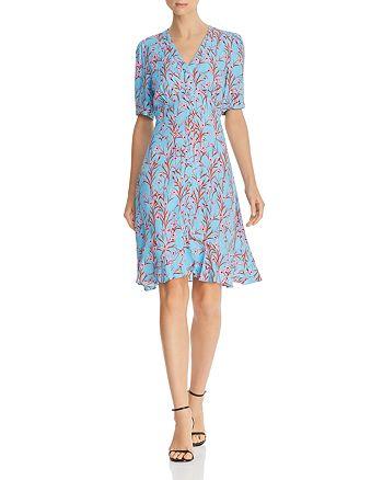 Shoshanna - Spiaggia Floral Dress
