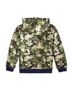 Mini Series - Boys' Camo Printed Dino Hoodie, Little Kid - 100% Exclusive